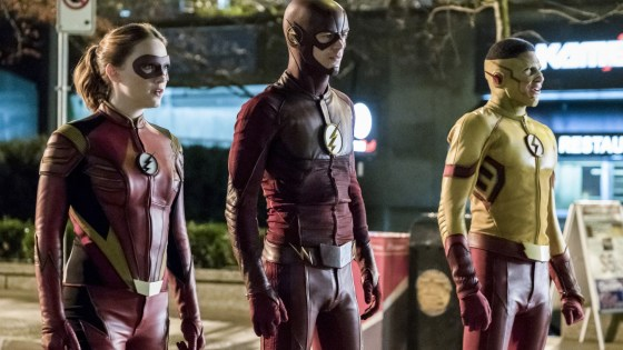 This week's installment of The Flash showcased both the series' strengths and weaknesses in equal measure.