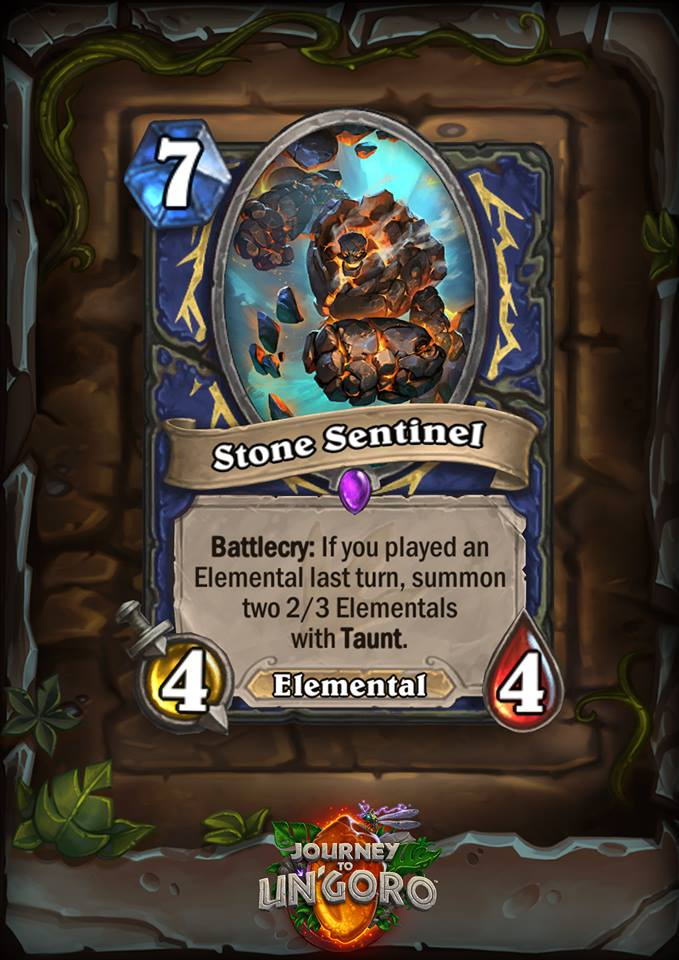 Hearthstone: Journey to Un'Goro New Cards Gallery