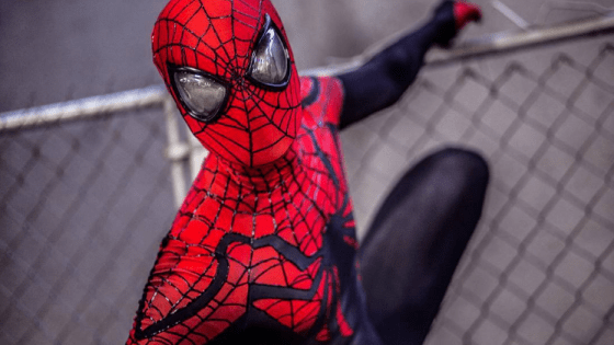 Superior Spider-Man Cosplay by Luc