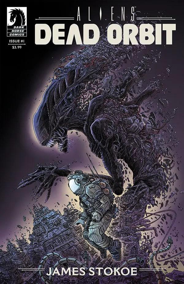 Aliens: Dead Orbit #1 Review