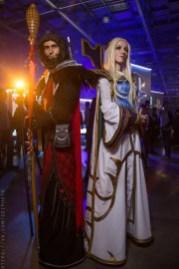 warcraft___aegwynn_and_medivh_by_feyische