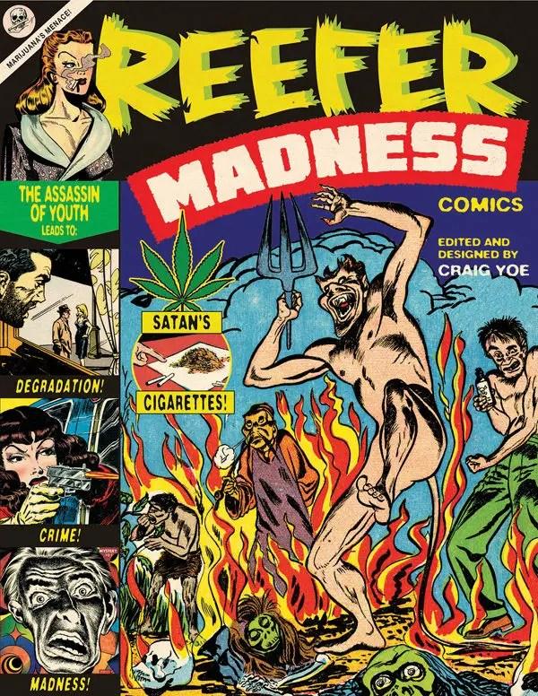 "Dark Horse Celebrates 4/20 with Craig Yoe's ""Reefer Madness"""