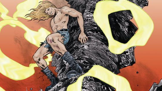 Kamandi Challenge continues this week with James Tynion IV and Carlos D'Anda taking over after Jimmy Palmiotti and Amanda Conner's great 3rd issue. The challenge in this title refers to the new set of creators getting Kamandi out of the pickle the last issue ended on. No biggy right?