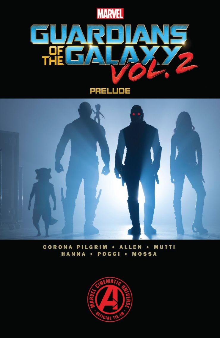 Guardians of the Galaxy Vol. 2 Prelude Review