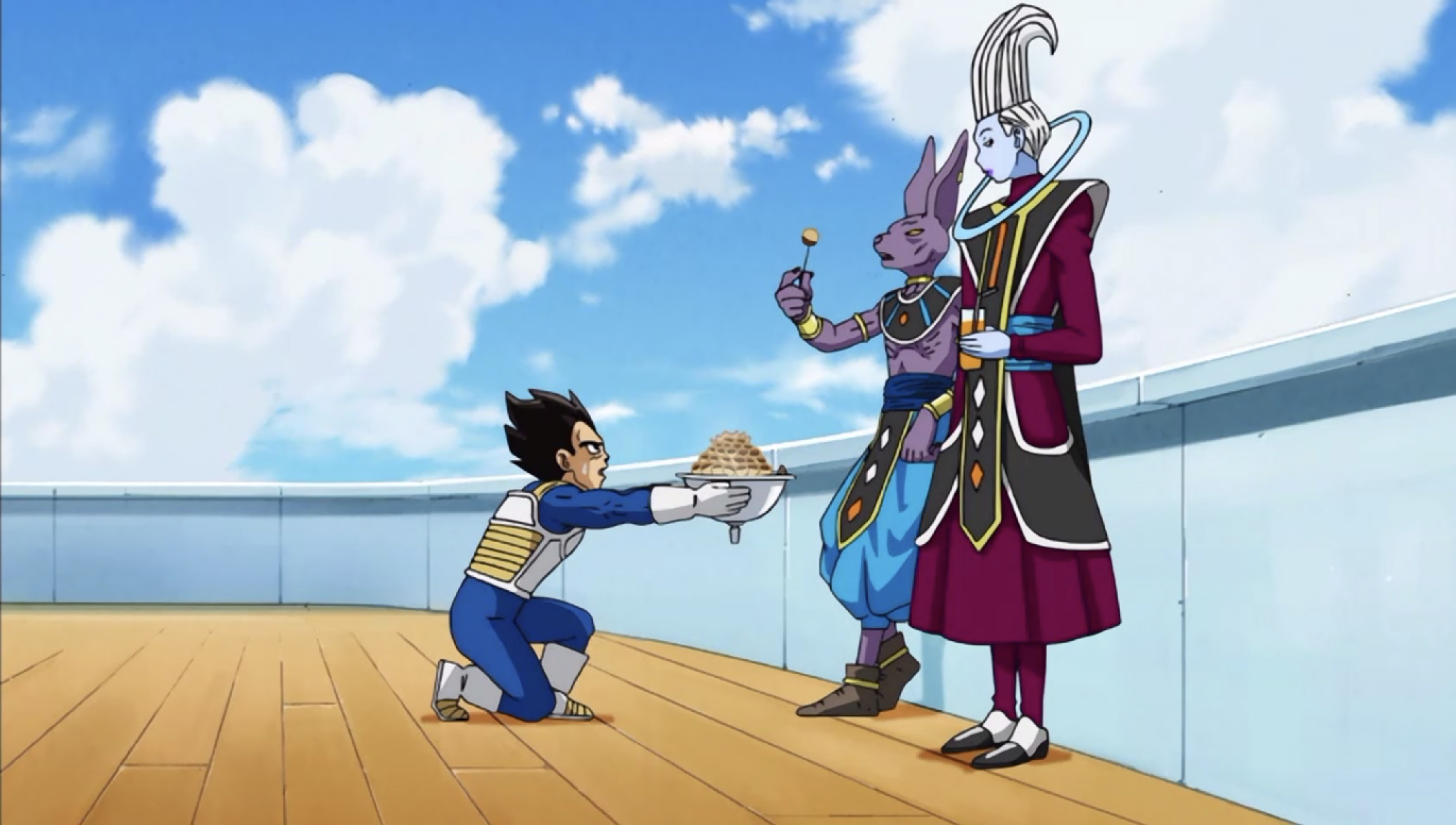 "Dragon Ball Super: Episode 6 ""Don't Anger the Destroyer! A Heart-Pounding Birthday Party"" Review"