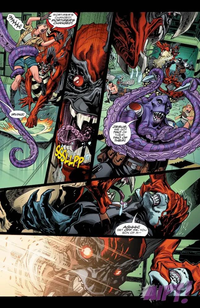 [EXCLUSIVE] DC Preview: Aquaman #22
