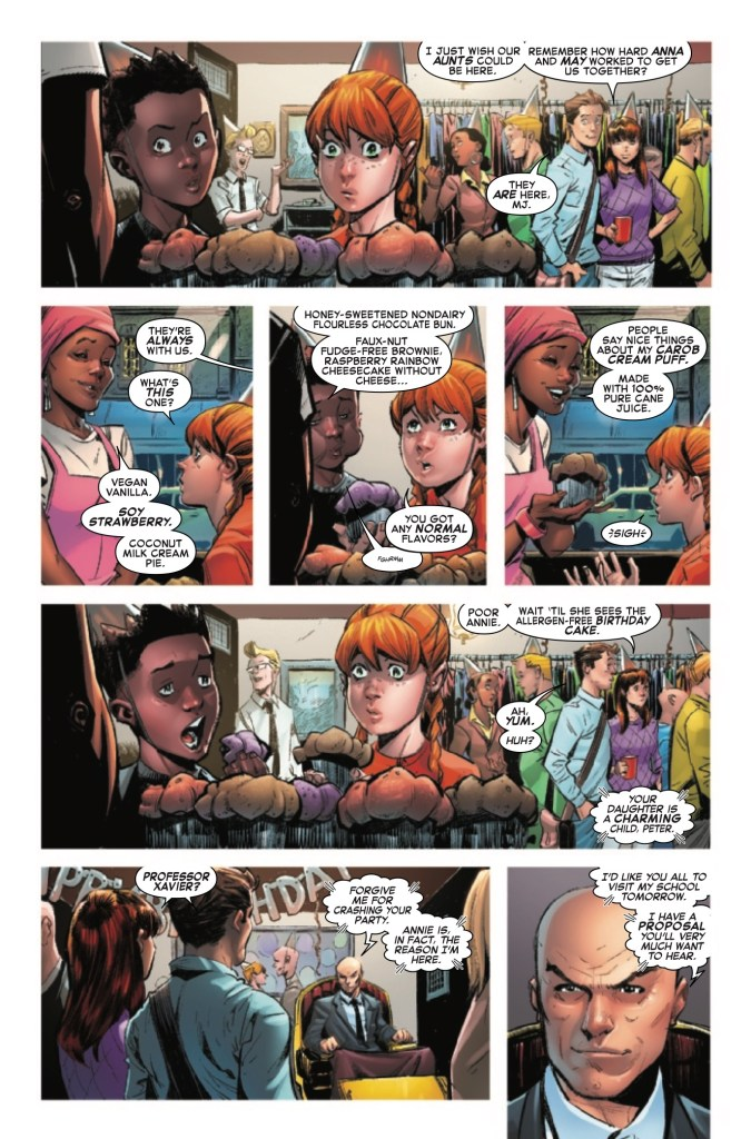 Marvel Preview: Amazing Spider-Man: Renew Your Vows #6