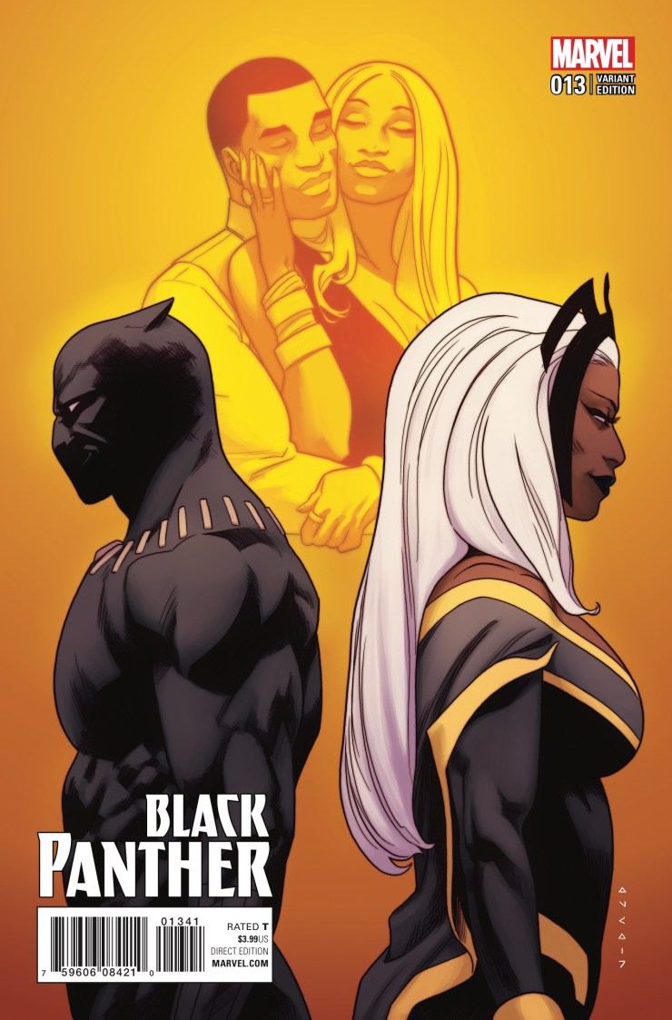 Marvel Preview: Black Panther #13
