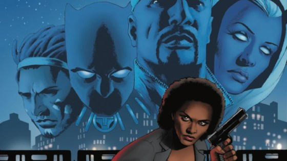 "Black Panther, Storm, Luke Cage, Misty Knight and Manifold band together to take on a dangerous wave of street-level threats in this new ongoing series by co-writers Ta-Nehisi Coates (New York Times best-selling author of Between the World and Me and Marvel's Black Panther) and Yona Harvey (Black Panther: World of Wakanda) and legendary artist Butch Guice! The death of a Harlem activist kicks off a mystery that will reveal surprising new secrets about the Marvel Universe's past and set the stage for a big story in the Marvel Universe's near future. Fear, hate and violence loom, but don't worry, The Crew's got this: ""We are the streets."""