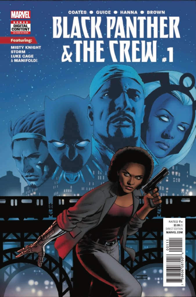 Black Panther & the Crew #1 Review