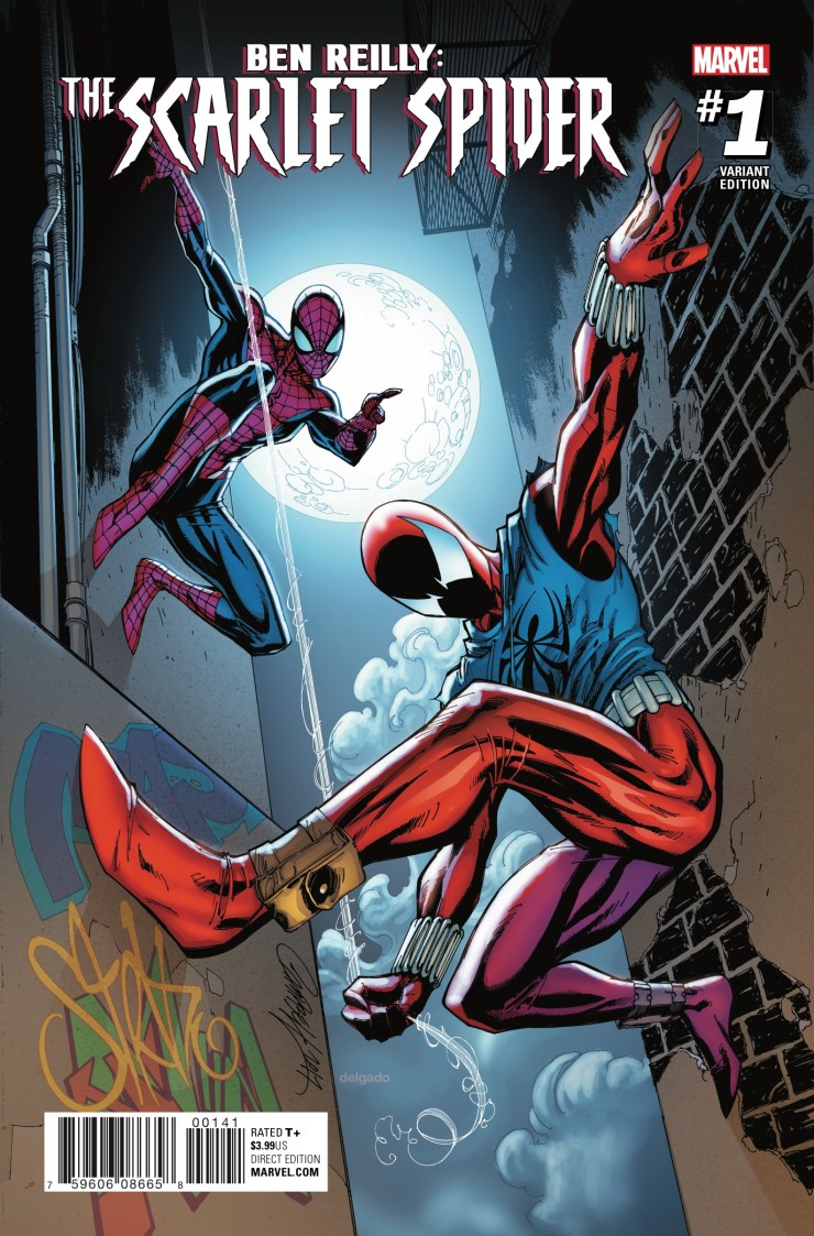 Marvel Preview: Ben Reilly: The Scarlet Spider #1