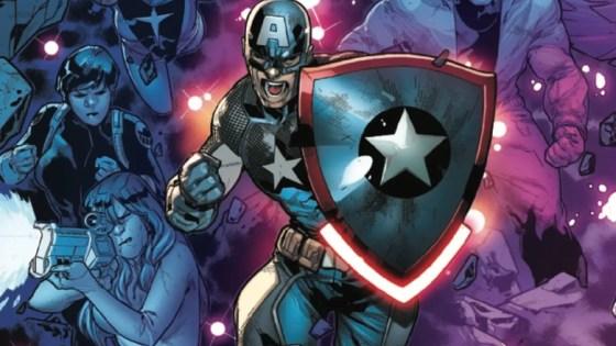Captain America: Steve Rogers #16 Review