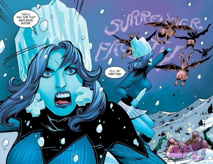 [EXCLUSIVE] DC Preview: DC Comics Bombshells Ch. 90