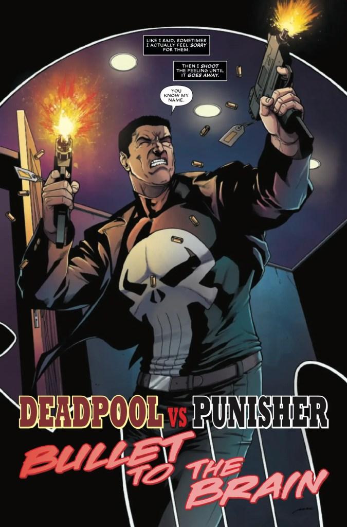 Marvel Preview: Deadpool vs. The Punisher #1
