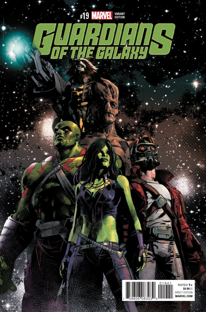 Marvel Preview: Guardians of the Galaxy #19