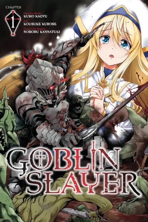 Goblin Slayer #1 Review