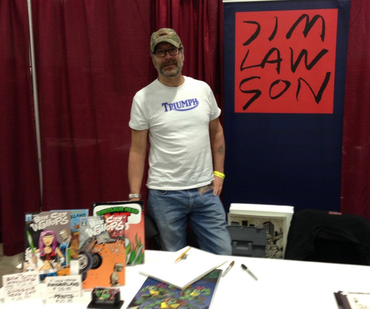 A Visual Look Back At New England Super Megafest Comic-Con