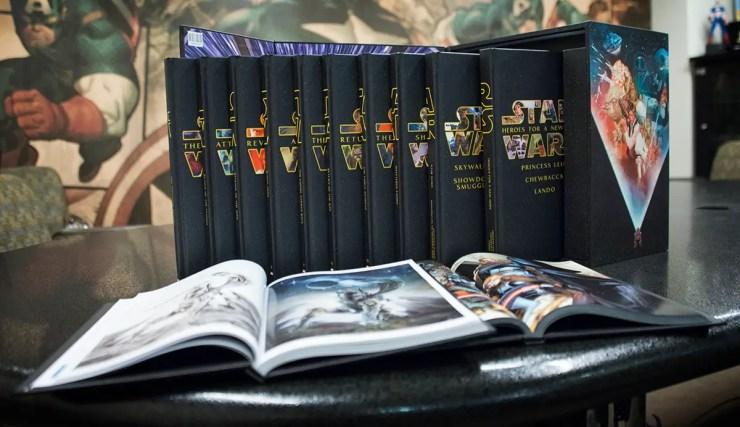 Marvel Preview: Marvel's Star Wars™ Box Set Slipcase
