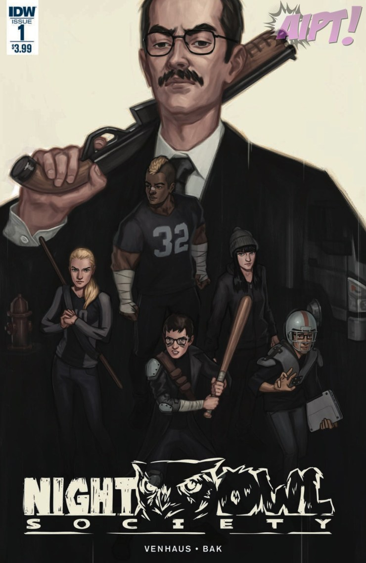 Night Owl Society #1 Review