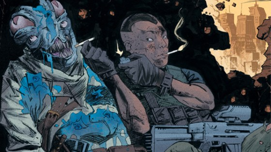 After speaking with the creative team, it's pretty clear this is a series to watch. The concept is good, the creators behind it passionate, and the characters in the story vividly real. We delve into issue #2 to answer the question, is it good?