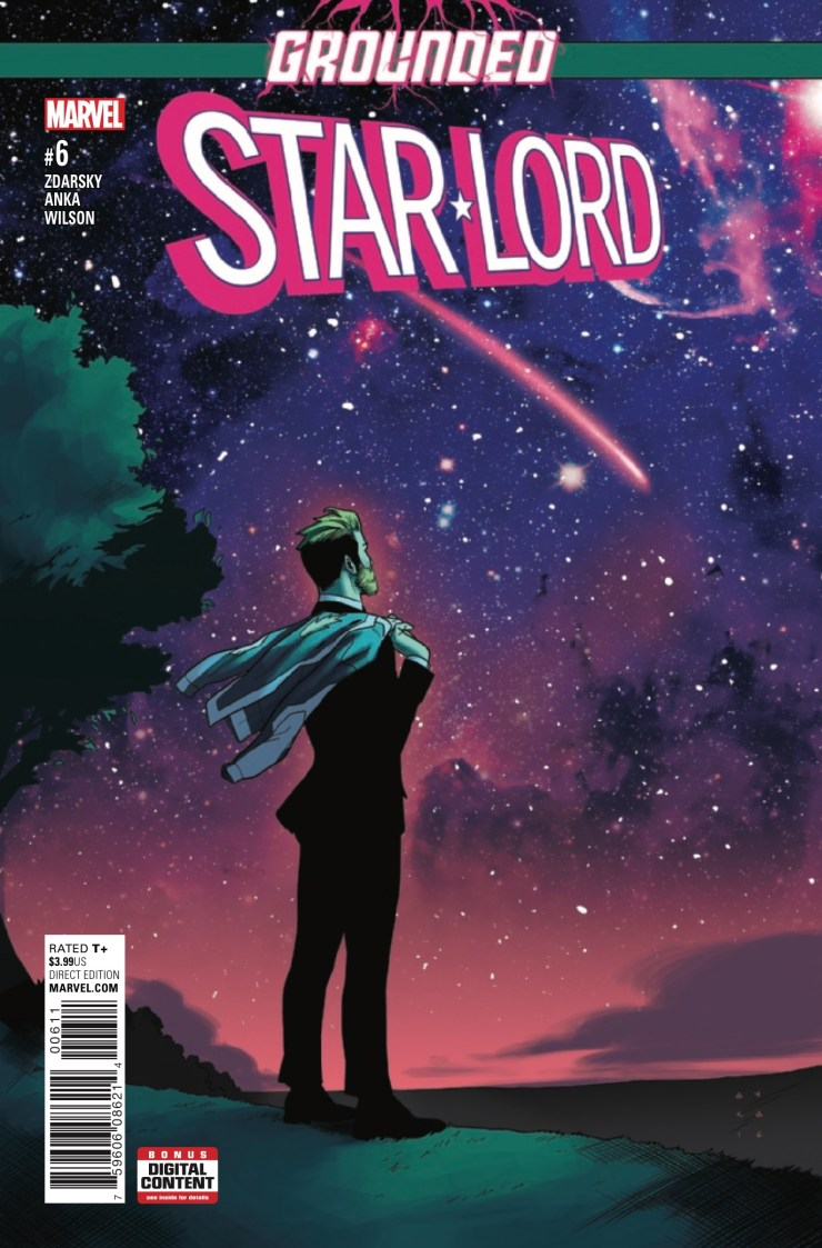 Marvel Preview: Star-Lord #6