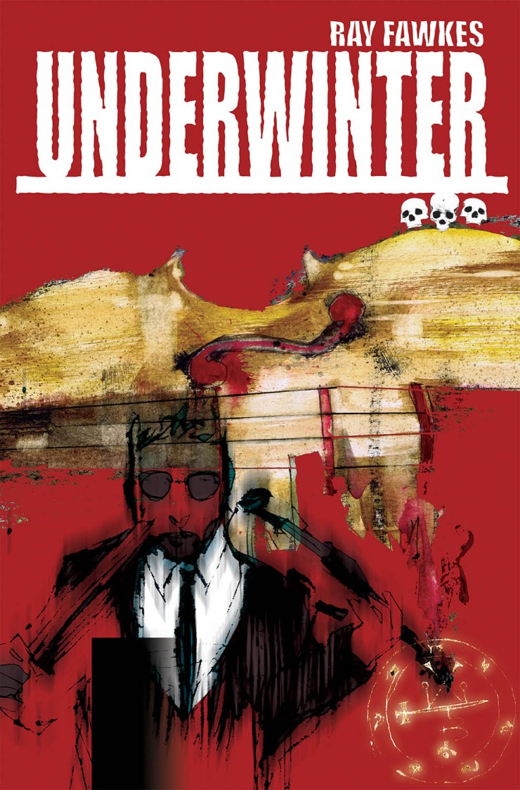 Underwinter #2 Review