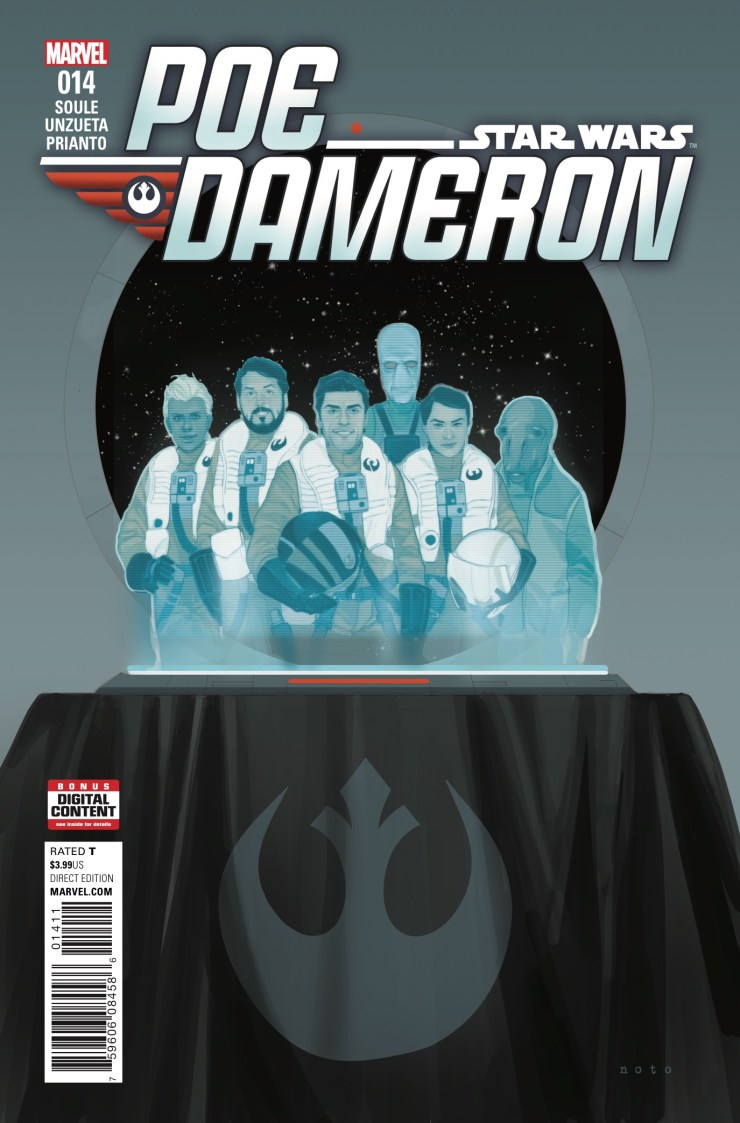 [EXCLUSIVE] Marvel Preview: Star Wars: Poe Dameron #14