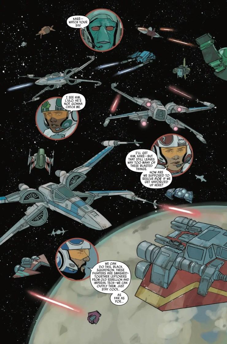 Star Wars: Poe Dameron #13 Review