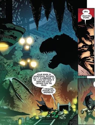 Detective Comics #954 Review