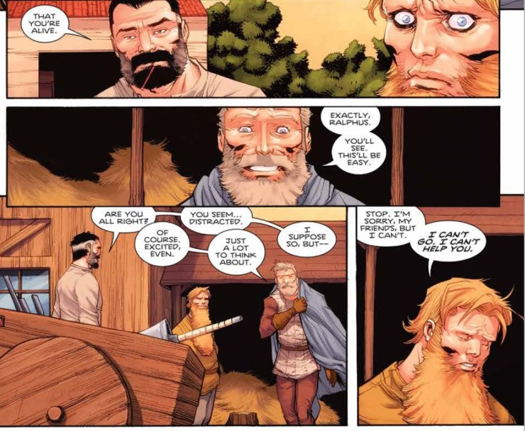 Green Valley #7 Review