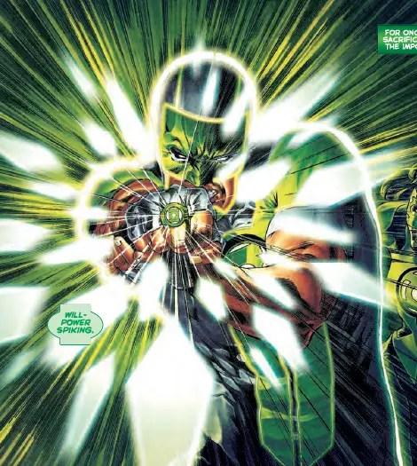 Green Lanterns #21 Review