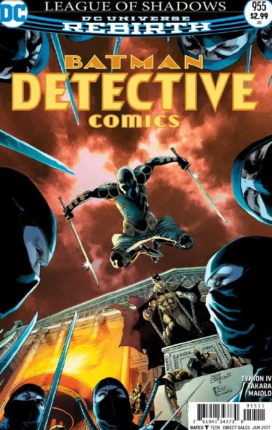 Detective Comics #955 Review