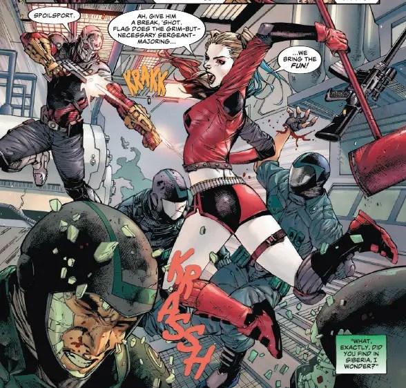 Suicide Squad #16 Review