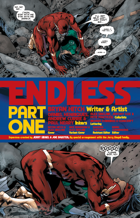 Justice League #20 Review