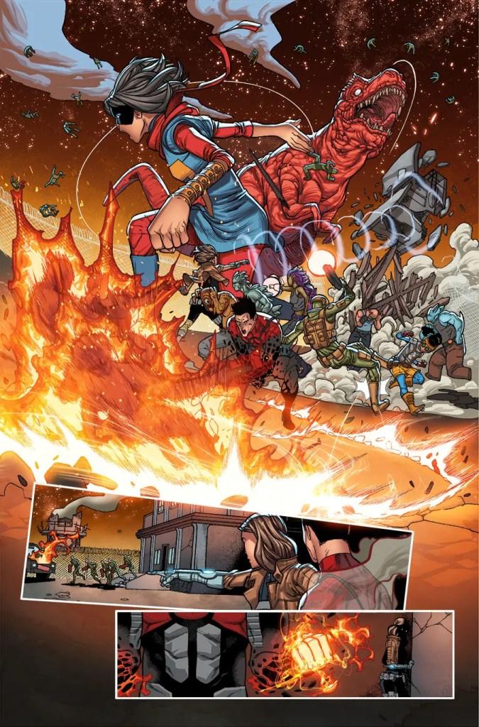 Marvel Preview: Secret Warriors #1