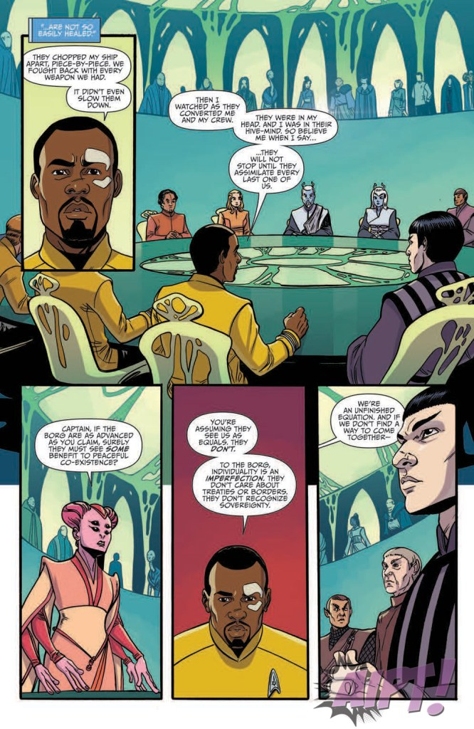 [EXCLUSIVE] IDW Preview: Star Trek: Boldly Go #7