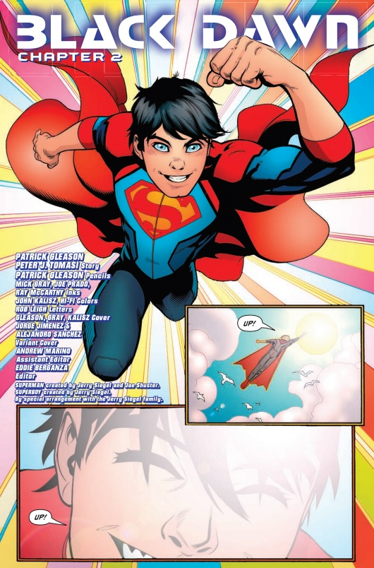 Superman #21 Review