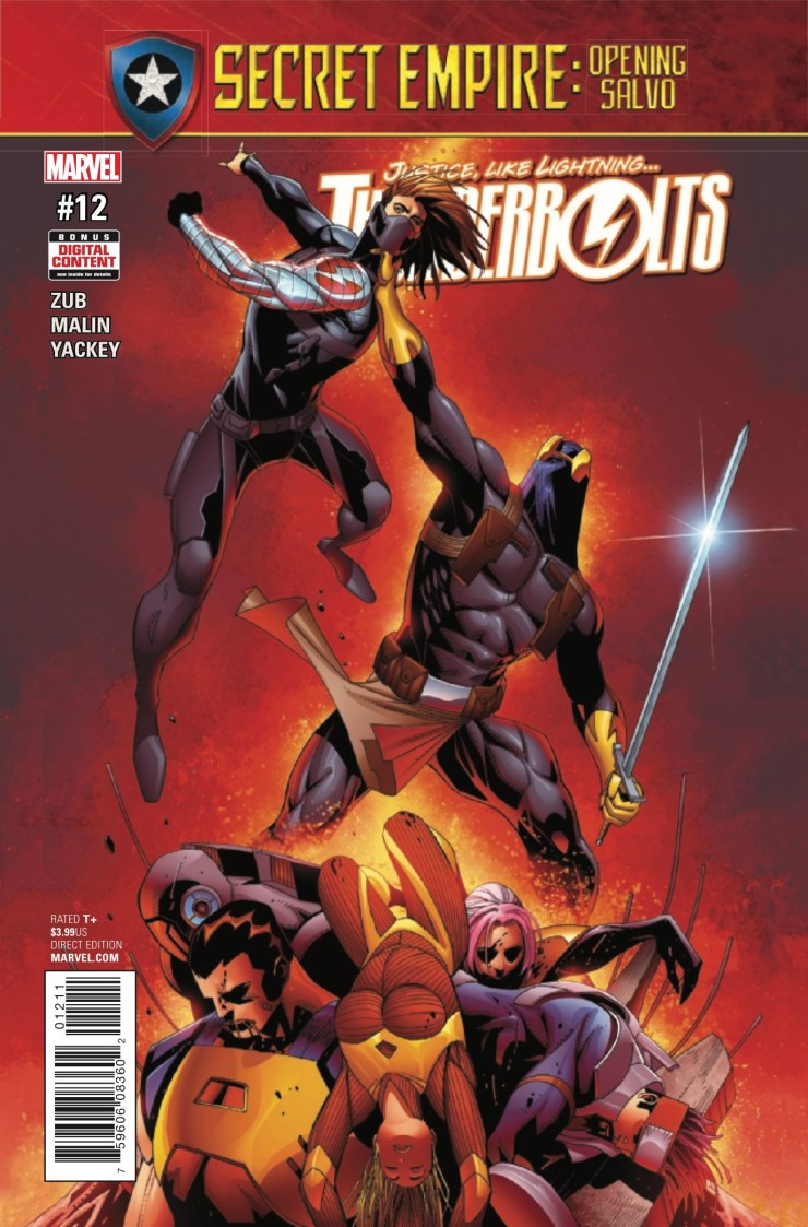 Marvel Preview: Thunderbolts #12