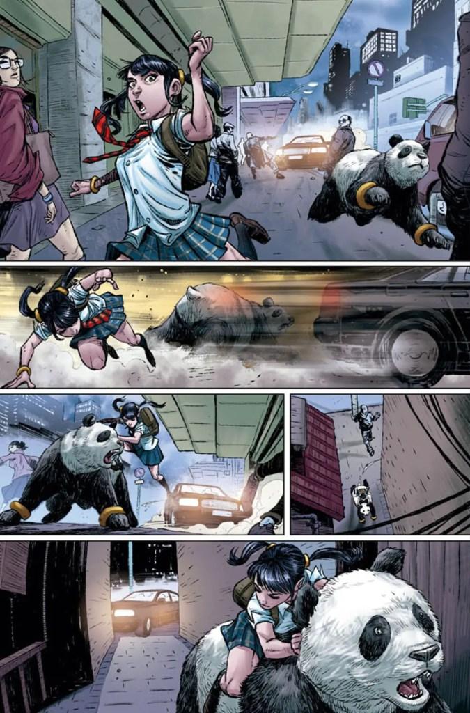 Titan Preview: Tekken #1