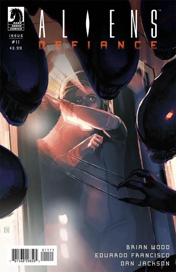 Aliens: Defiance #11 Review