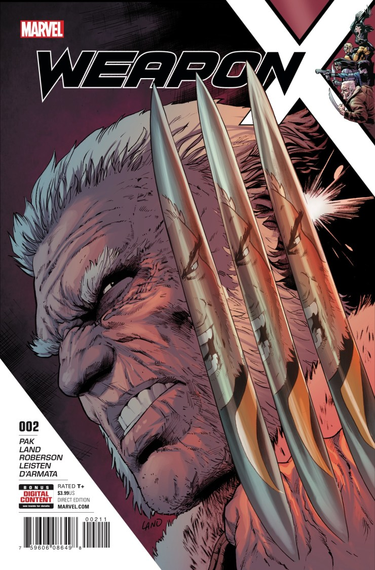 Weapon X #2 Review