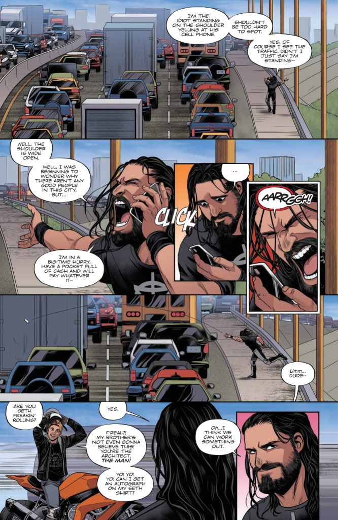BOOM! Preview: WWE #4