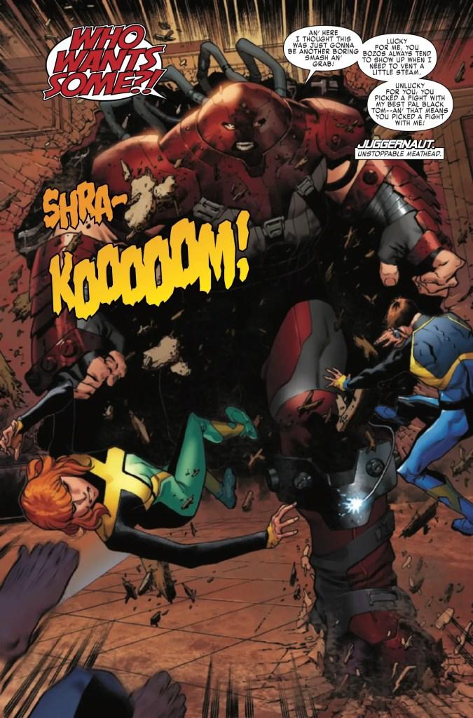 X-Men: Blue #1 Review