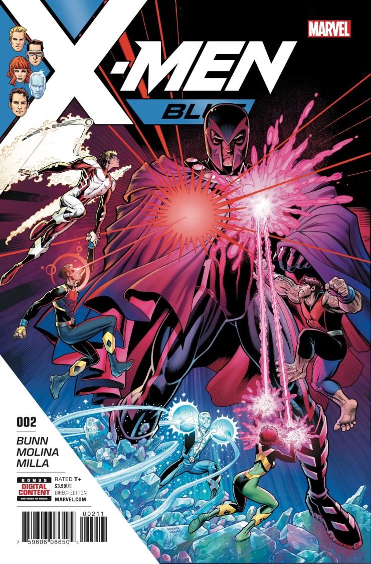 X-Men: Blue #2 Review