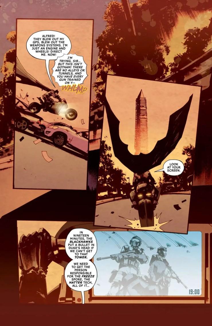 DC Preview: All-Star Batman #9