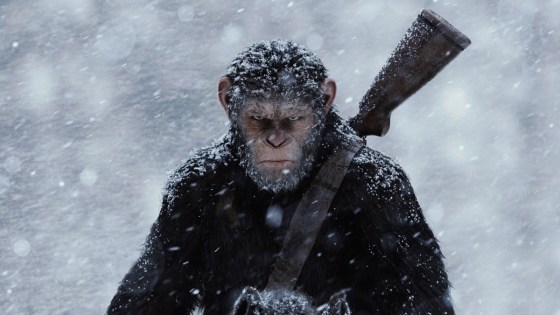 While I'm looking forward to Guardians of the Galaxy Vol. 2 and cautiously optimistic about Spider-Man: Homecoming, I feel like War for the Planet of the Apes will satisfy - and surprise - me the most. I'm a longtime Apes film fan and was blown away by Dawn ofthe Planet of the Apes and its look at the rise and fall of Caesar's utopian primate society. With director Matt Reeves back at the helm and a story that promises all-out war between the evolving ape army and the remnants of the human species, how can this film possibly disappoint? I'm ready to go ape!