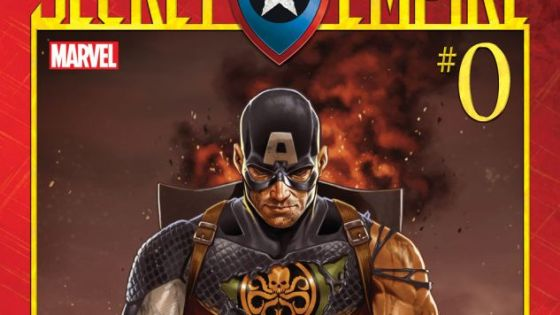 Secret Empire is Marvel's 2017 summer event that'll take place over nine issues, not counting this week's zero issue. Captain America is Hydra, a scant few know the truth, and every hero who ever fought with Steve Rogers is going to be very peeved to learn the truth. The mega-event kicks off now--is it good?