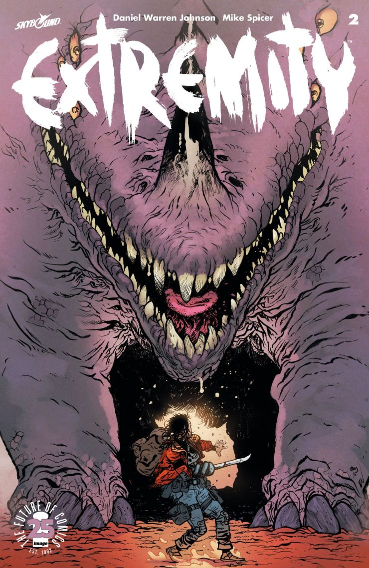 Extremity #2 Review