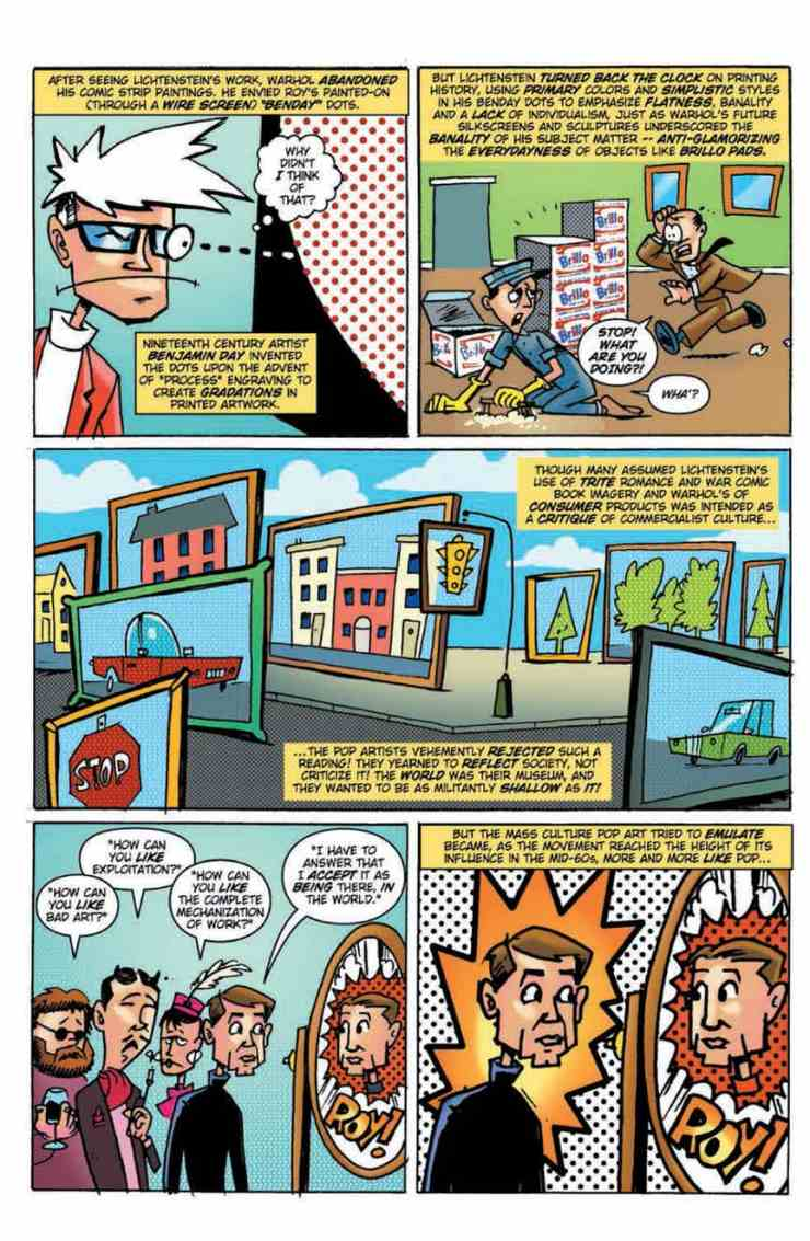 Comic Book History of Comics #6 Review