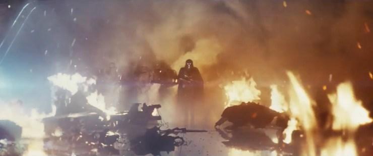'Star Wars: The Last Jedi' Trailer Reflections